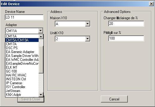 mcontrol install 018
