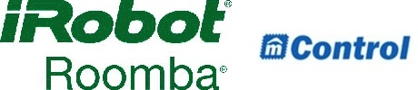 logo irobot roomba mcontrol