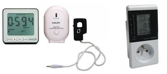 chacon ecowatt pc300 Mesurez votre consommation électrique