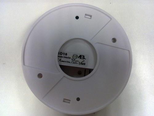 installation sd18 detecteurfumee
