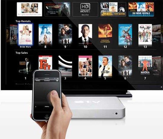 apple remote Utilisez votre iPhone comme une télécommande