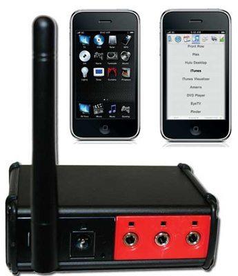 global cache itach Utilisez votre iPhone comme une télécommande