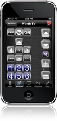 redeye iphone Utilisez votre iPhone comme une télécommande