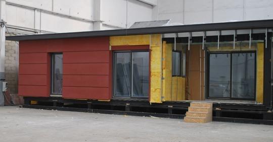 isolation maison container