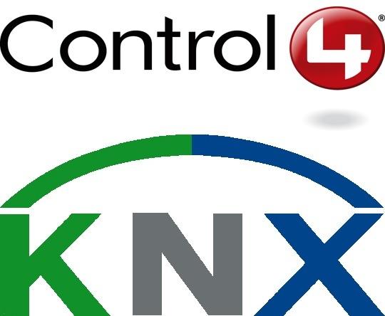 control4 knx logo