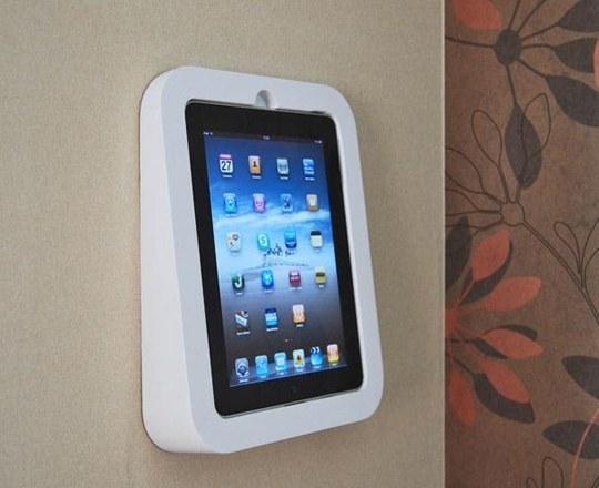 ipad arodsinredningar Des supports muraux pour liPad et iPod Touch