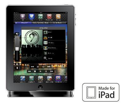 ipad savant02 Des supports muraux pour liPad et iPod Touch