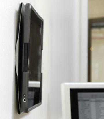 modulr slim mount Des supports muraux pour liPad et iPod Touch
