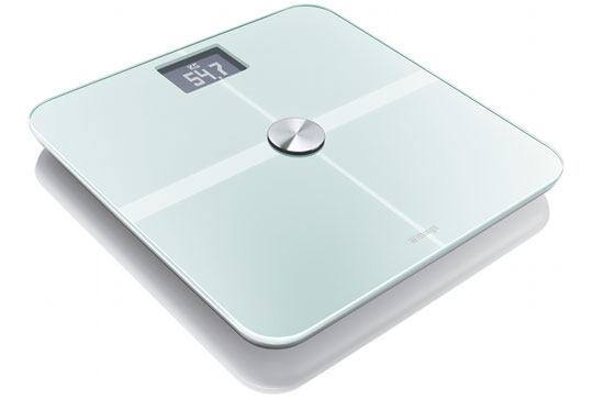 balance wifi withings white edition