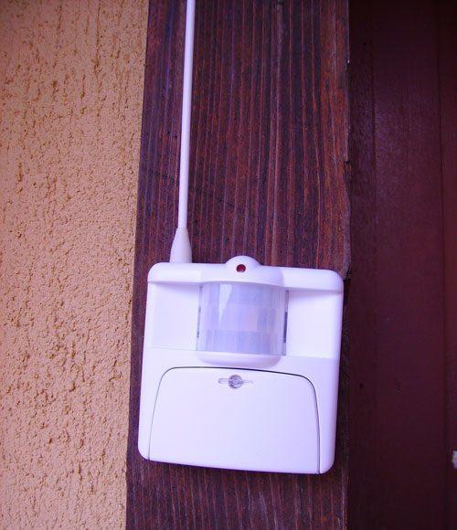 Automatisation DUn clairage Extrieur Existant Avec Un Dtecteur
