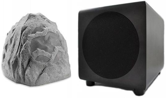lighspeaker rockspeaker audiorock subwoofer