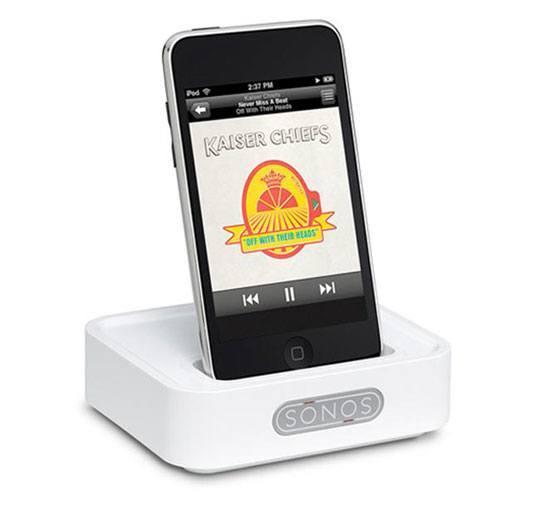 sonos wd100 wireless ipod dock