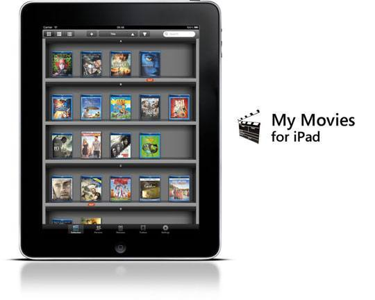 ipad my movies