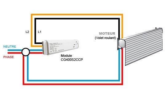guide d 39 installation d 39 un module pour volet roulant zigbee citygrow cg400s2ccp news domotiques. Black Bedroom Furniture Sets. Home Design Ideas