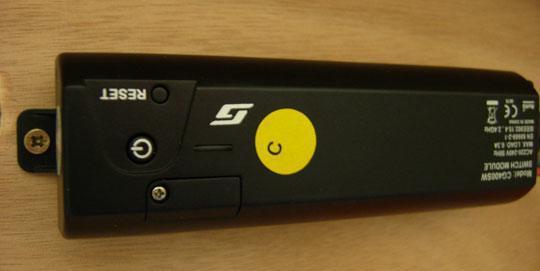 cg400swc zigbee citygrow module commutateur coordinateur