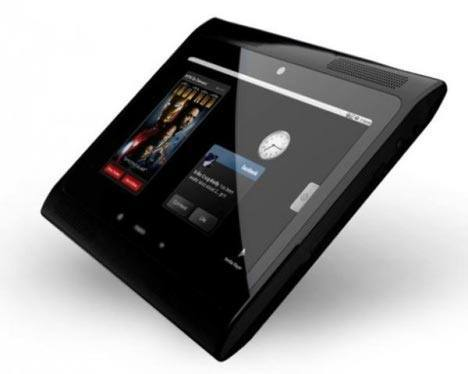 motorola android tablet evolution