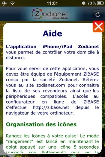 appli iphone zibase zodianet v1.1 06