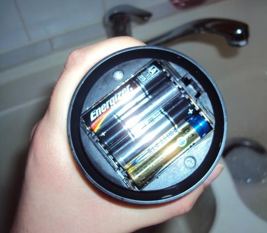 zyx 01e distributeur savon automatique piles