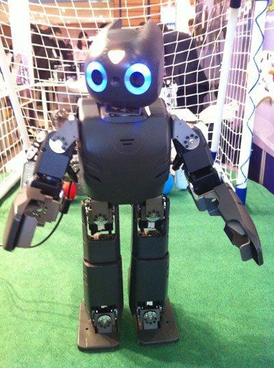 innorobot 2011 darwin robotis