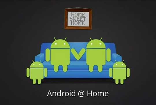 google io 2011 androidhome