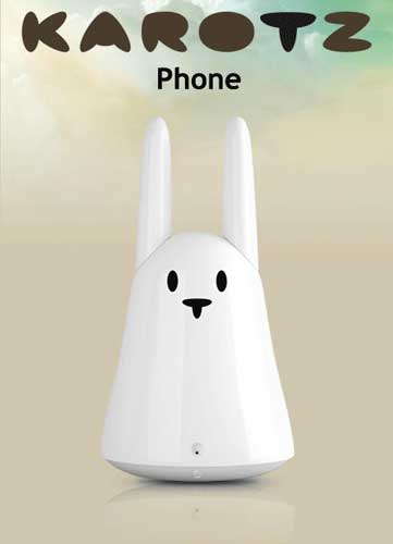 mindscape karotz phone01