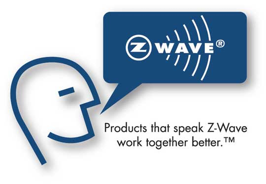 speak z wave logo