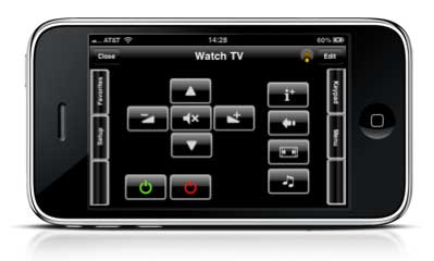 square connect sqremote tv control