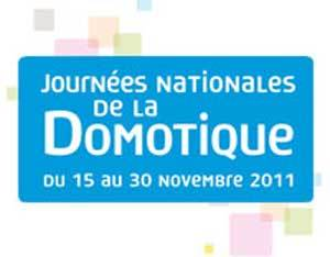 journees domotique 2011 logo