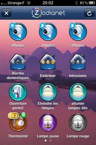 zibase zodianet nouveautes10 2011 appli iphone