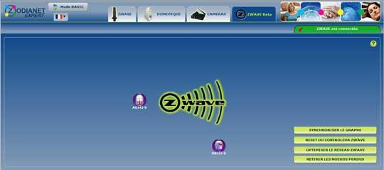 zibase zodianet nouveautes10 2011 ecran zwave