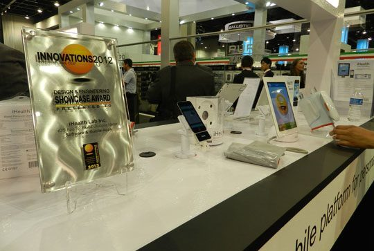 ces2012 ihealth01