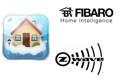 fibaro hc2 appli iphone