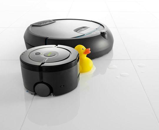 irobot scooba 230 and 390 INNOROBO 2012 : iRobot présente 2 nouveaux Scooba