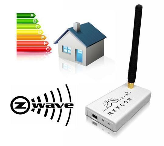 rfxcom rfxtrx433 12103 z wave energy