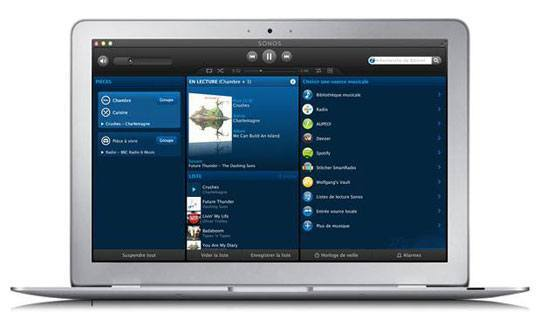 sonos application pc mac