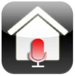 domovoice iphone appli01