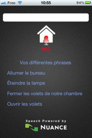 domovoice iphone appli02