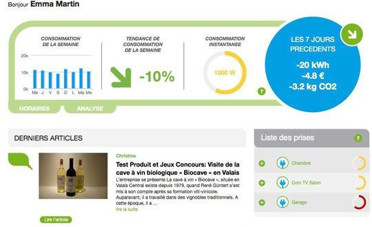 ecowizz page accueil euro