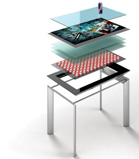 table tactile samsung