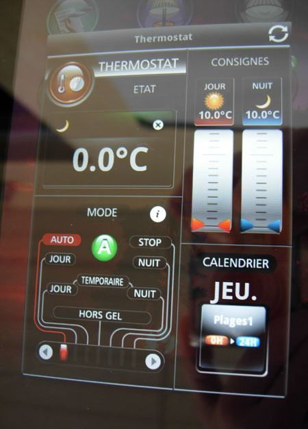 zodianet zibase android 1.1 thermostat