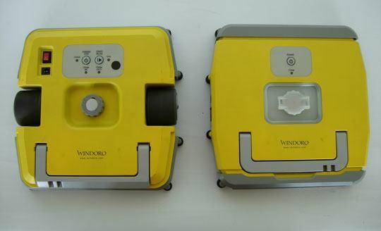 eziclean windoro06 TEST : Robot laveur de vitre Windoro