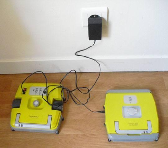 eziclean windoro08 TEST : Robot laveur de vitre Windoro