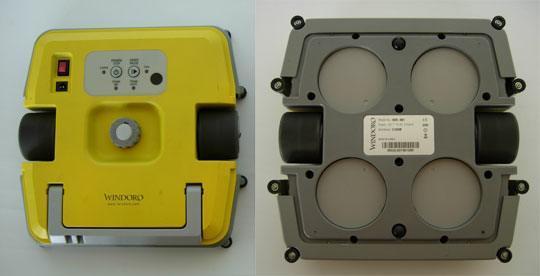 eziclean windoro module primaire TEST : Robot laveur de vitre Windoro