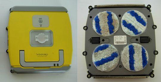 eziclean windoro module secondaire TEST : Robot laveur de vitre Windoro