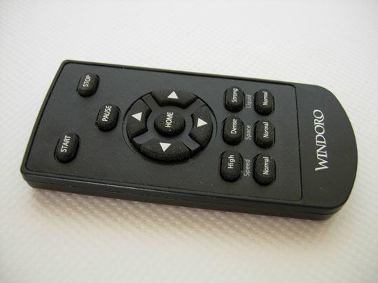 eziclean windoro telecommande