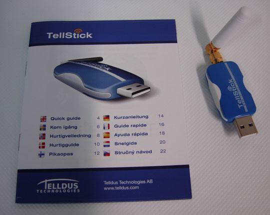 telldus tellstick installation 01