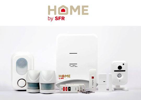 home by sfr SFR lance son offre Home by SFR