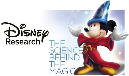 disney research touche