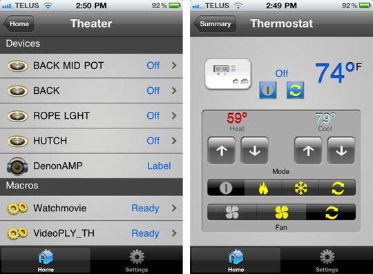 mcontrol app