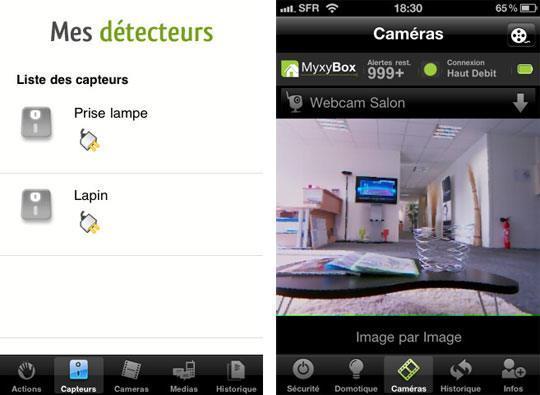 mydomokit app